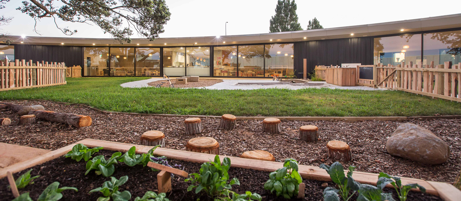 Chrysalis Early Learning Centre // Playscape Case Study