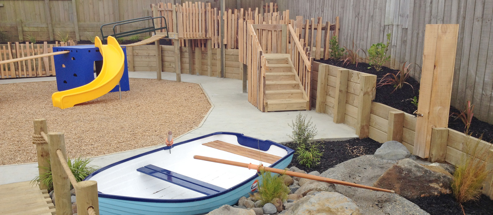 Adventure Play Areas & Play Equipment // Playscape Design
