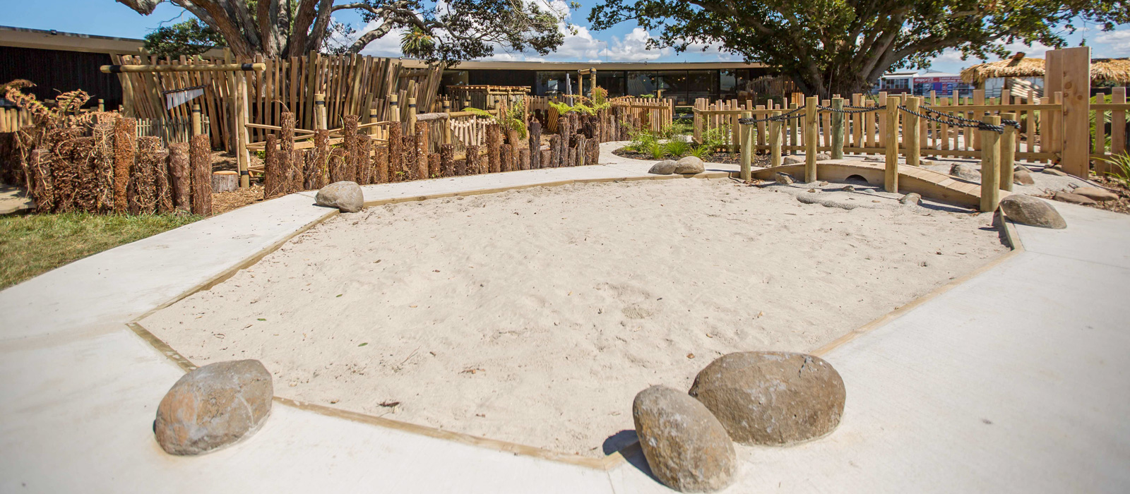 Sandpits // Playscape Design