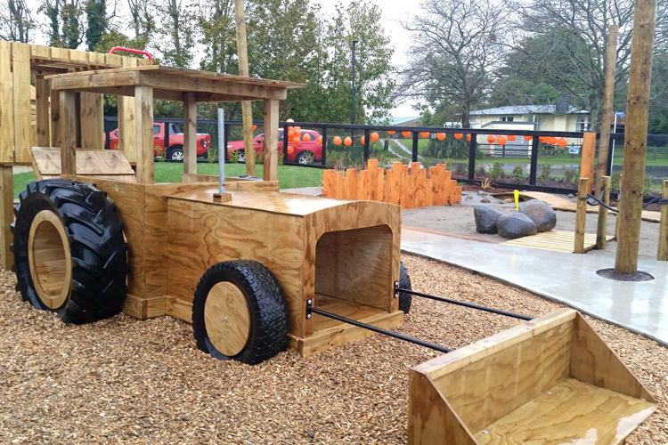Themed Play Areas // Playscape Gallery